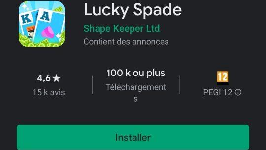 Lucky Spade : le mélange parfait entre loterie et poker ?