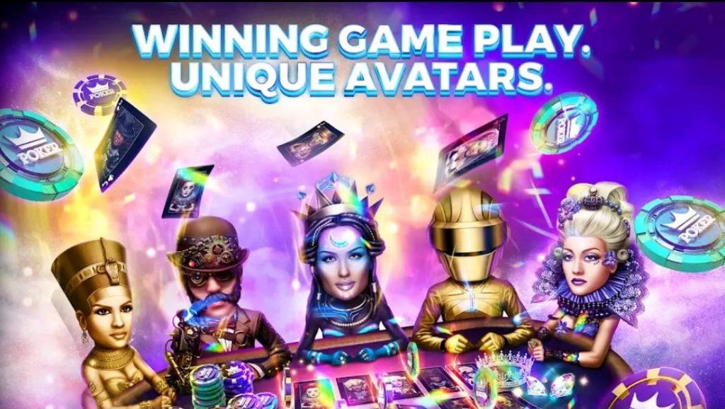 Les avatars de Fresh Deck Poker